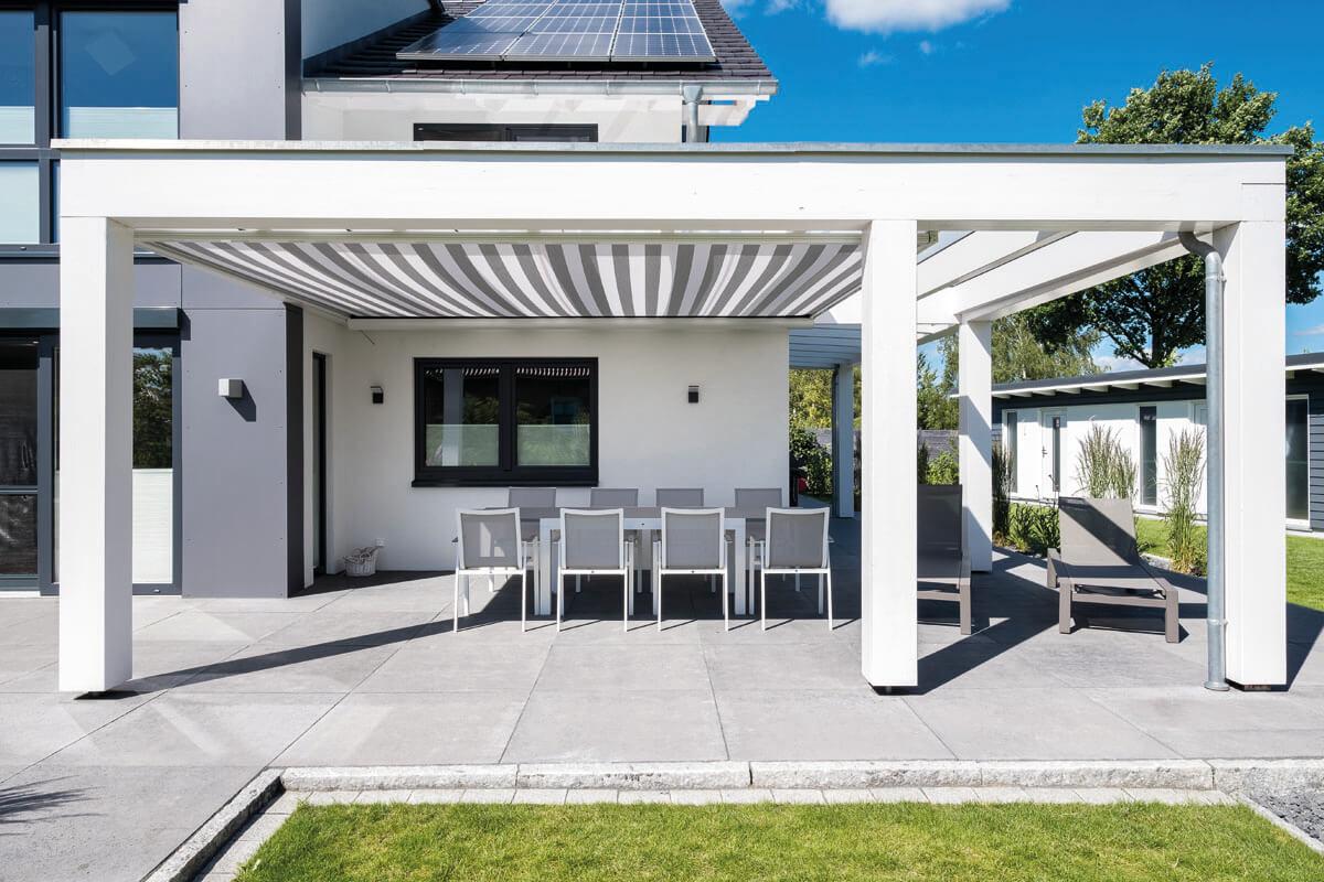 carport vordach terrasse oder gartenhaus. Black Bedroom Furniture Sets. Home Design Ideas